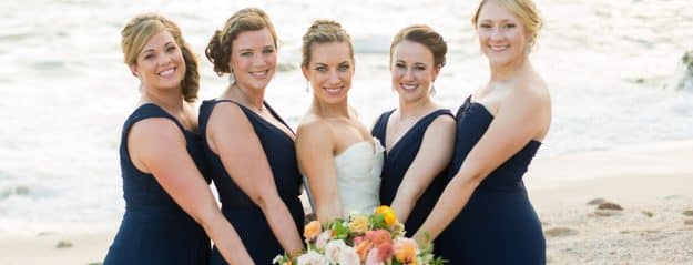 Sophisticated Bridal Up-Do